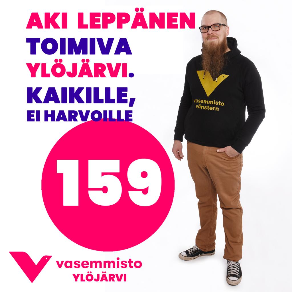 Aki Leppänen 159